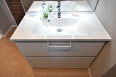 シルバーパレス白金台 洗面室