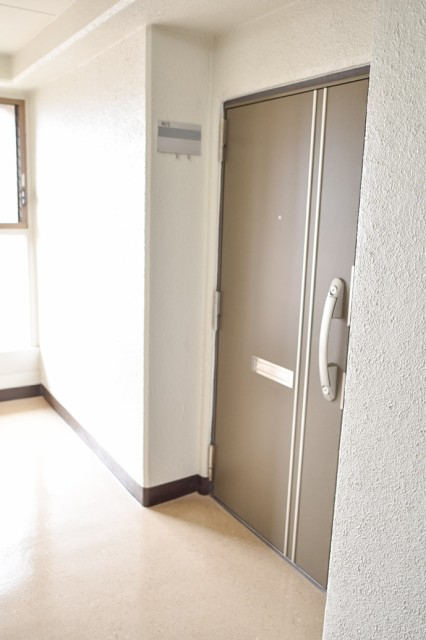 日商岩井碑文谷マンション801 玄関