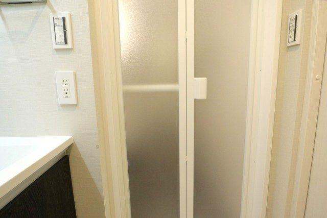 初台ハイホーム バスルーム