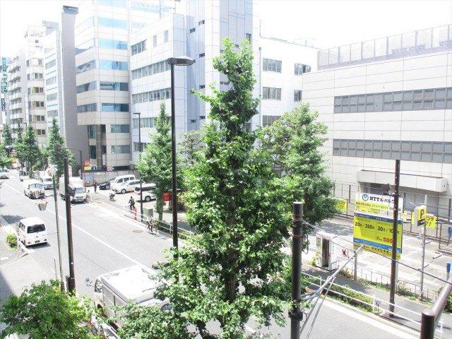 ヴィア・シテラ新宿 バルコニー
