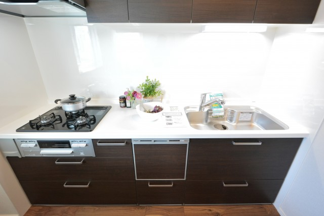 アンクレール初台 キッチン