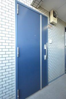 パレドール目白 玄関