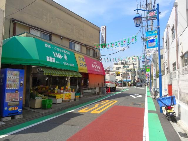 ディアナコート二子玉川 二子玉川商店街