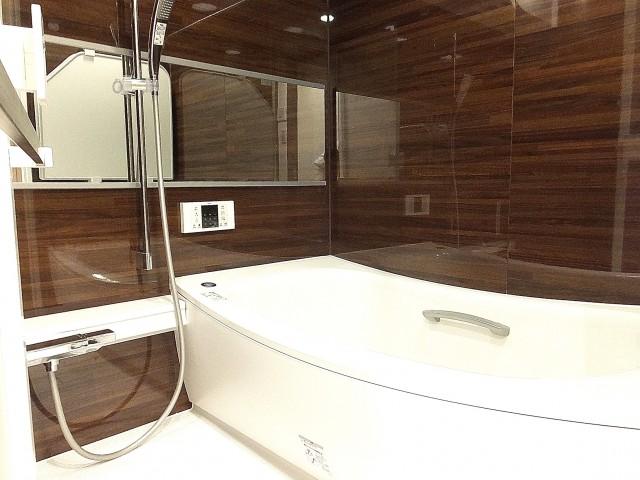 ラポール駒込 バスルーム