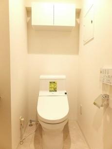 ラポール駒込 トイレ
