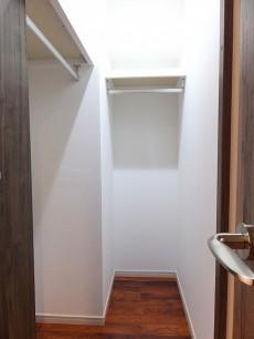 ラポール駒込 6.8帖洋室のWIC