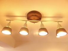 ラポール駒込 ダイニングキッチン照明