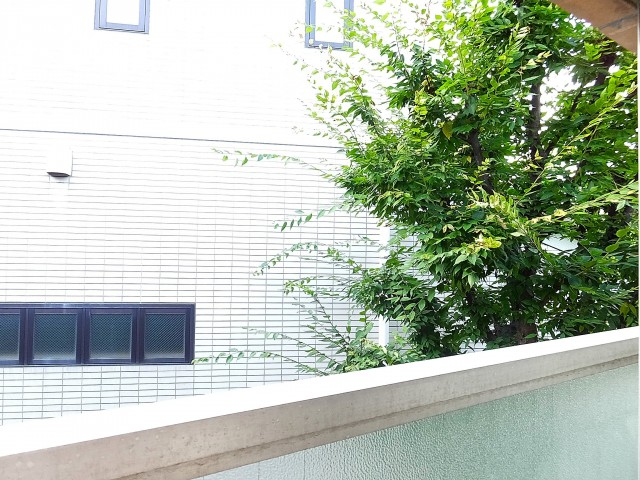 グランドメゾン目黒 5.7帖洋室からの眺望