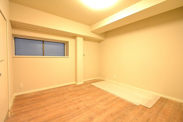 グレース市ヶ谷 6.4帖のベッドルーム