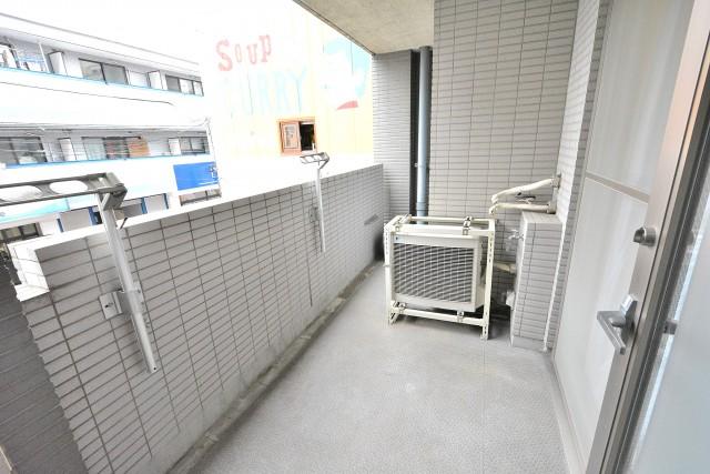 菱和パレス下北沢駅前 バルコニー2