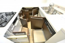 ベイクレストタワー キッチン