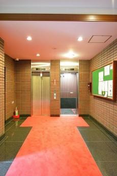 パレ・エテルネル エレベーターホール