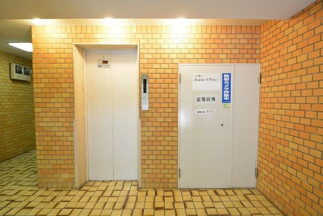 シティコープ茗荷谷 エレベーター