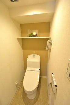 マンション牛込 トイレ
