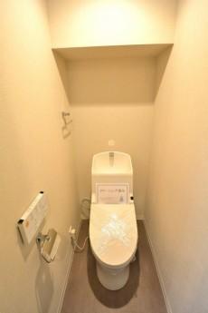 マンション京都白金台 トイレ