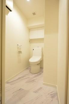 日神デュオステージ新宿若松町 トイレ