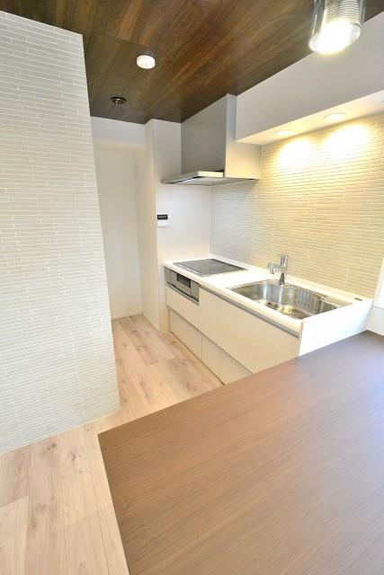 シルバーパレス白金台 キッチン