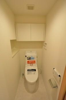 バルミー赤坂 トイレ
