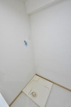 シャンピア北沢 洗濯機置場