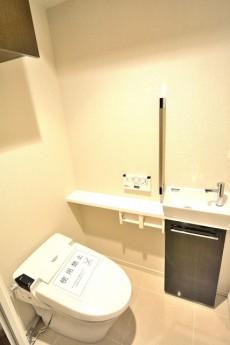 シティハウス四谷三丁目 トイレ