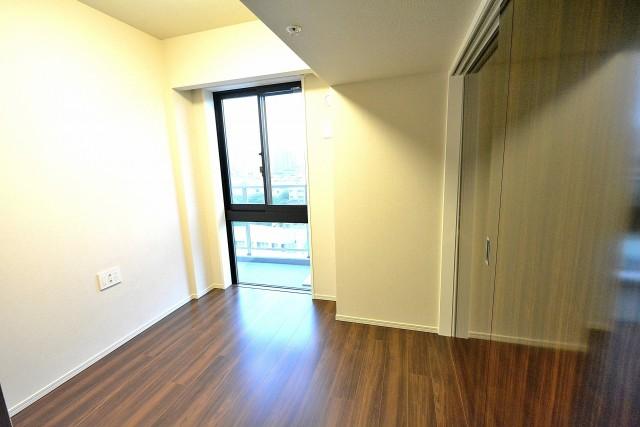シティハウス四谷三丁目 洋室2