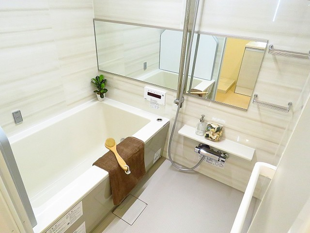 大森中央ハイム バスルーム
