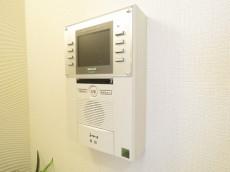 ベルメゾン鷹番 TVモニター付インターホン