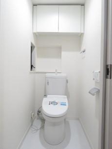 ディアナコート二子玉川 トイレ