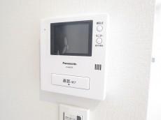 築地ハイツ TVモニター付インターホン