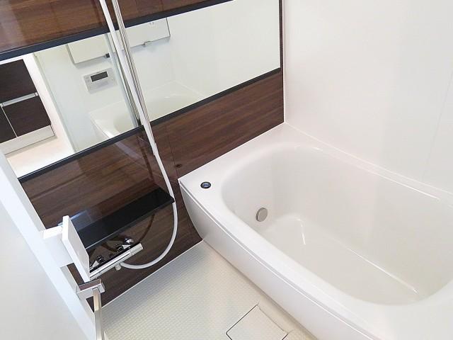 築地ハイツ バスルーム