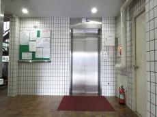 築地ハイツ エレベーター