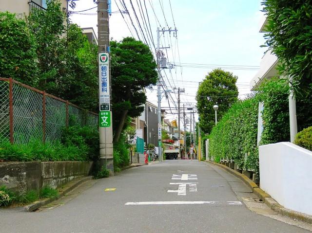 グランデージ和泉 近隣の住宅街