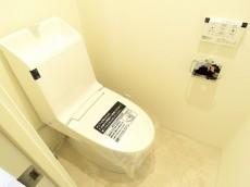 グランデージ和泉 ウォシュレット付きトイレ