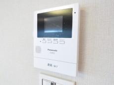 アンクレール初台 TVモニター付インターホン
