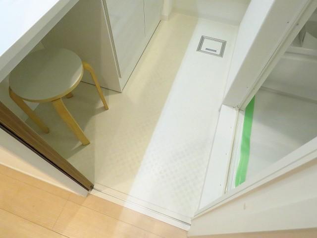 ライオンズマンション桜新町 洗面室