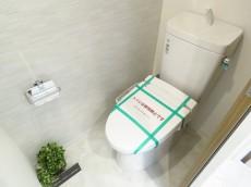 コーポ大岡山 トイレ収納