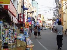 西新宿ダイヤモンドパレス 初台商店街