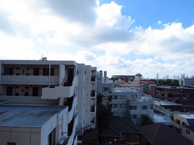 コーポ大岡山 南側眺望