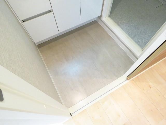 上野ロイヤルハイツ 洗面室