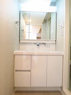 上野ロイヤルハイツ 洗面化粧台