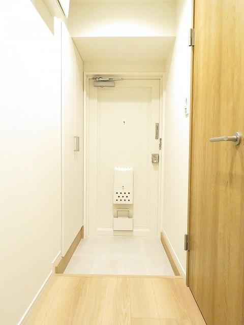 松栄戸越マンション 玄関ホール