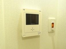 秀和等々力レジデンス TVモニター付インターホン