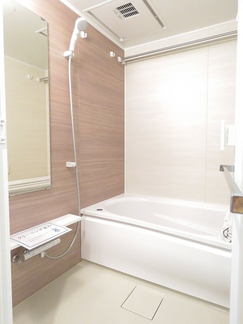 松栄戸越マンション バスルーム