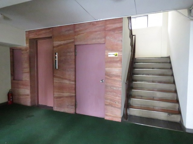 松栄戸越マンション エレベーター