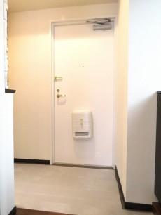 朝日瀬田マンション 玄関ホール