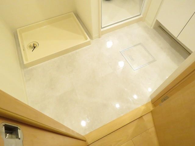 西新宿ダイヤモンドパレス 洗面室