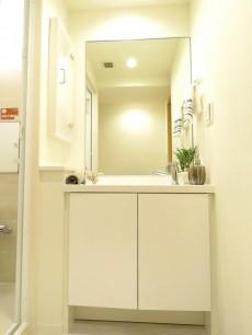 西新宿ダイヤモンドパレス 洗面化粧台