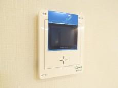 西新宿ダイヤモンドパレス TVモニター付きインターホン