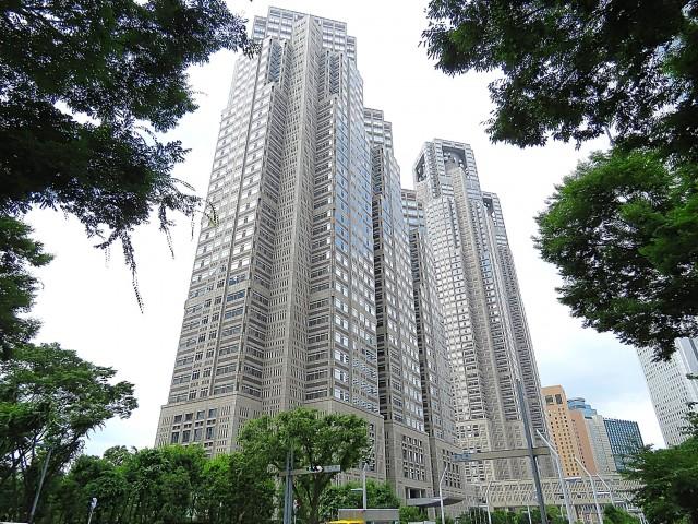 西新宿ダイヤモンドパレス 都庁