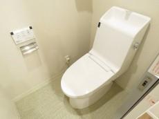 コスモス26上池袋 ウォシュレット付きトイレ